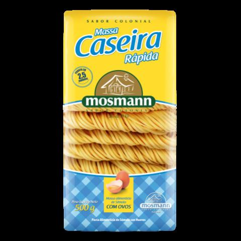 Massa Caseira Rápida 500g