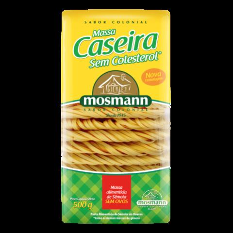Massa Caseira Sem Colesterol 500g