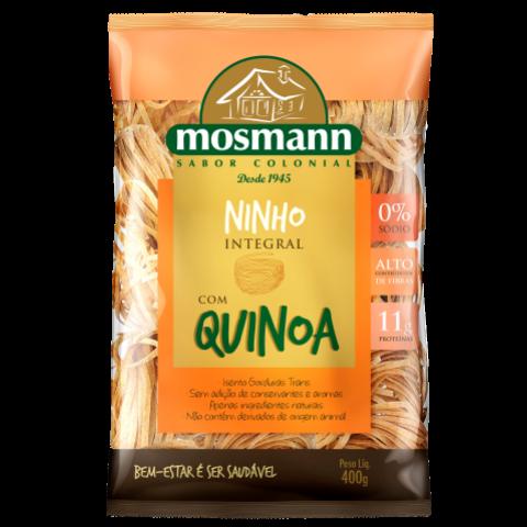 Massa Ninho Integral com Quinoa 400g