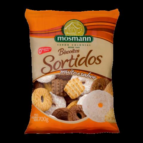 BISCOITOS SORTIDOS 700g