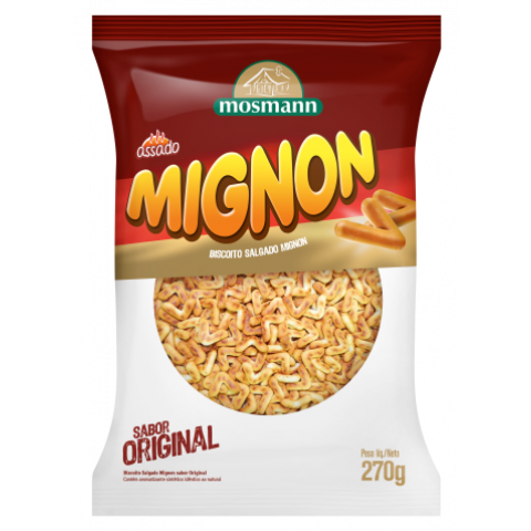 BISCOITO MIGNON ORIGINAL 270g