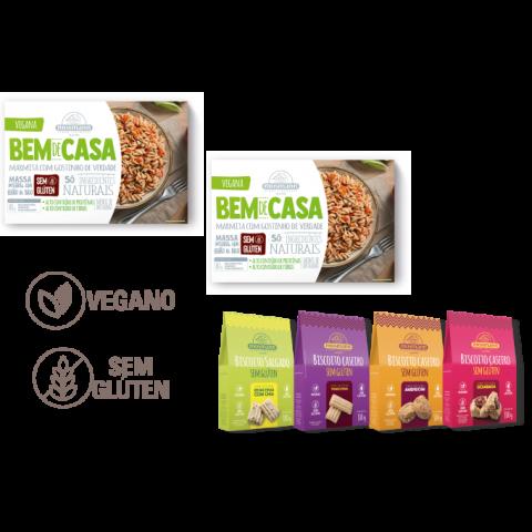 Kit Especial Vegano