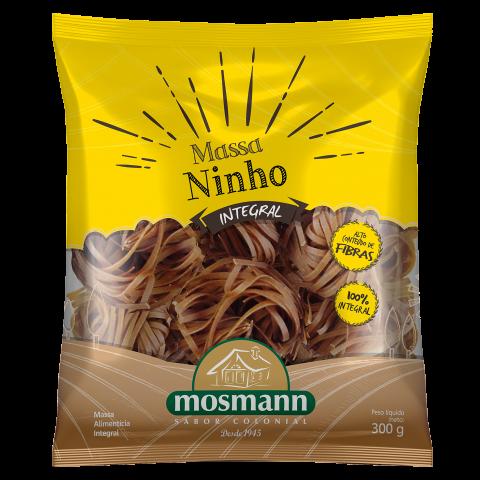 Massa Ninho 100% Integral 300g