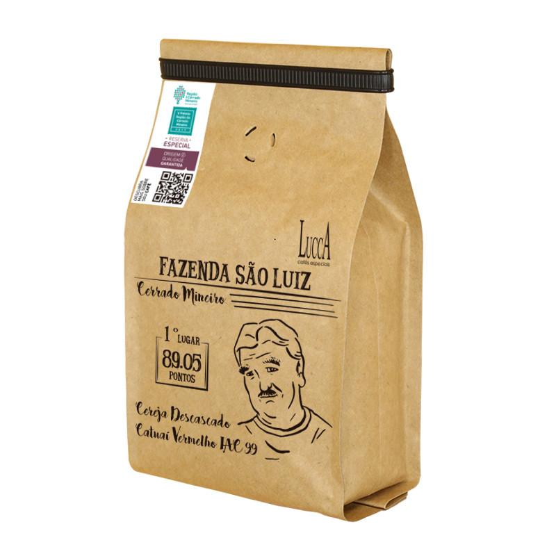 Café Especial torrado Fazenda São Luiz - Pacote com 250 gramas