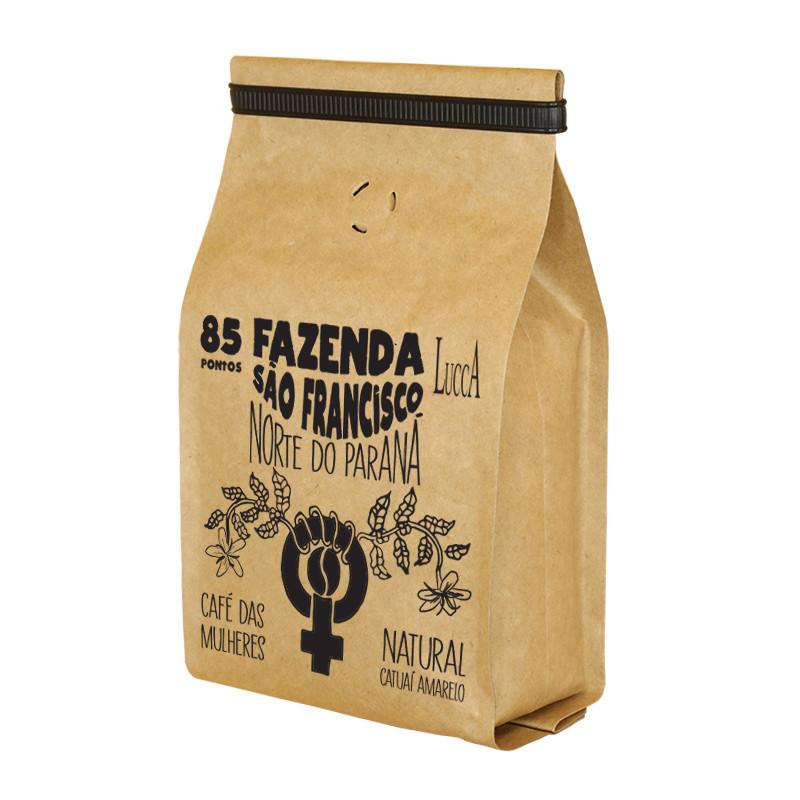 Café Especial torrado Fazenda São Francisco - Pacote com 250 gramas