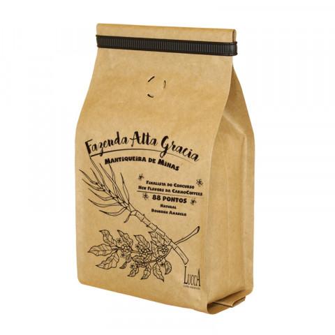 Café Especial torrado Fazenda Alta Gracia - Pacote com 250 gramas