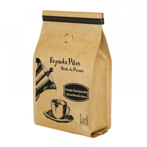 Café Especial torrado Fazenda Pilar - Pacote com 250 gramas