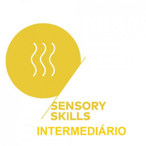 """Curso de """"Sensory Skills"""" Intermediário - Datas: 18 e 19/03/2019"""