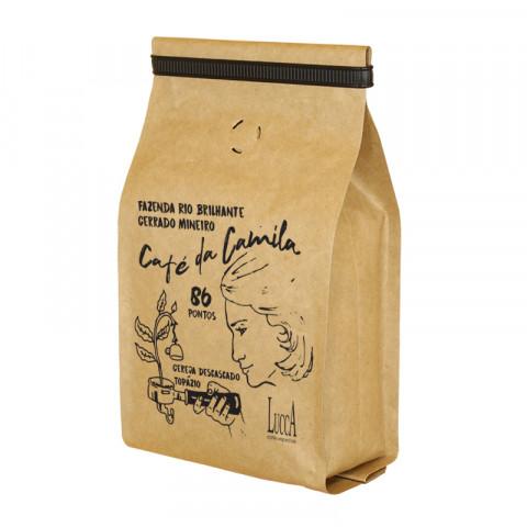 Café Especial torrado Fazenda Rio Brilhante  - Café da Camila - Pacote com 250 gramas