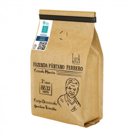 Café Especial torrado Fazenda Pantano Ferrero - Pacote com 250 gramas