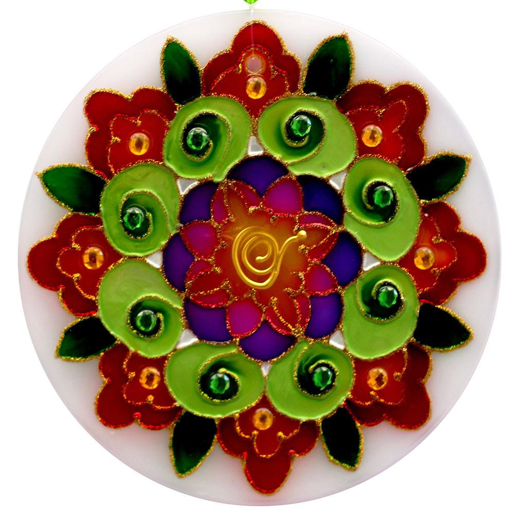1417-Mandala Outono