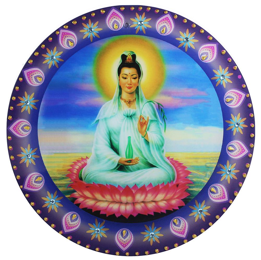 1759-Mandala kuan Yin
