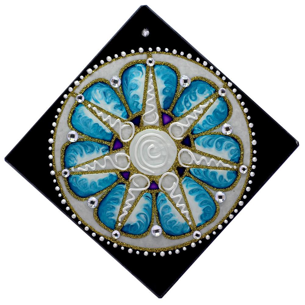 1700 - Mandala Paz  (15x15)