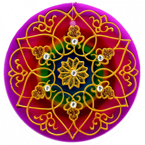 1105- Mandala Ternura-10 CM