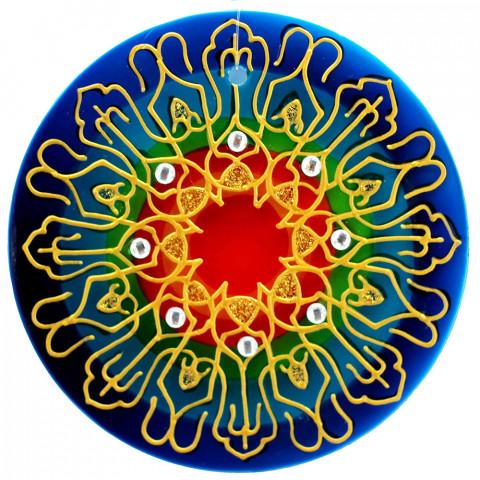 1209-Mandala Estabilidade-14 CM