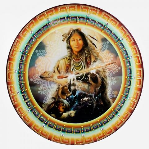 1762 -Mandala Xamã