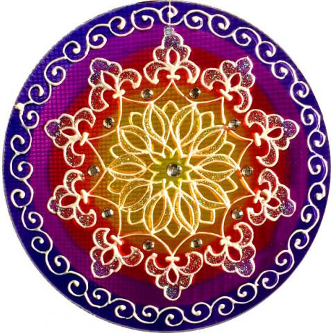 504-Mandala Prosperidade-50 CM