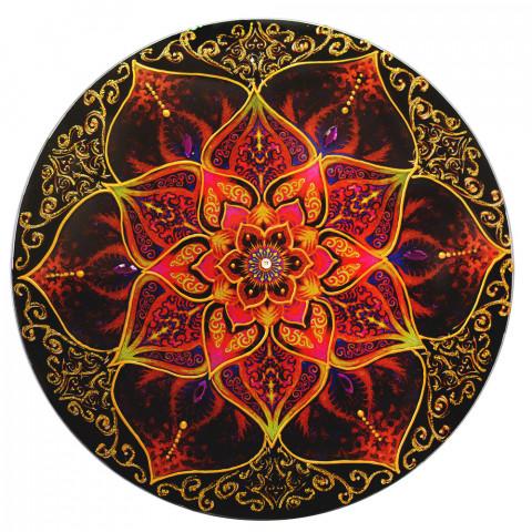 1757 Mandala Fogo