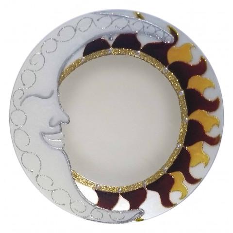 470-9  Espelho G - Lua e Sol