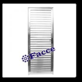 Porta Palheta Aluminio 2,10 x 0,90 L25