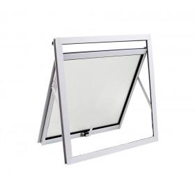 Vitraux Maxim-ar 60 x 60 Aluminio Vidro Mini-Boreal