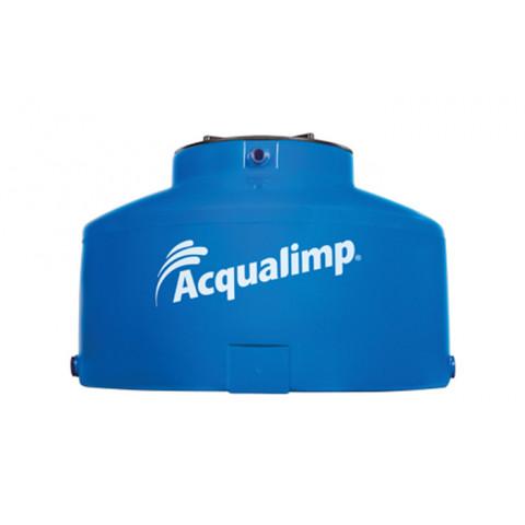 Caixa D'agua 1000lts Azul Acqualimp Tampa/Rosca