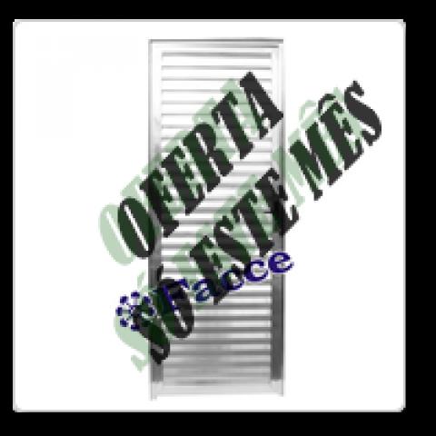 Porta Palheta Aluminio 2,10 x 0,80
