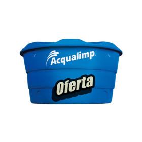 Caixa D'agua 500lts Acqualimp Tampa/Grande