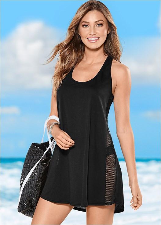 Saída de praia/Vestido curto Ref.: 271100123