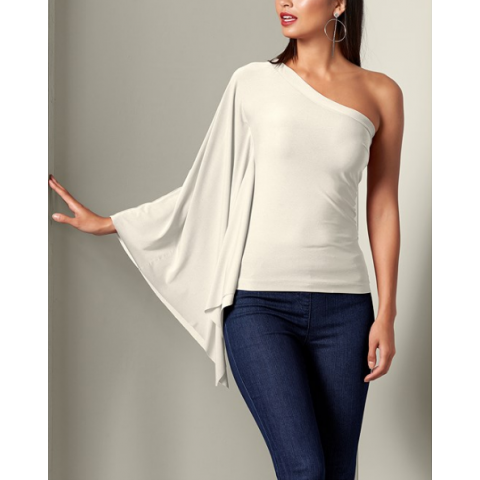 Blusa one-shoulder Ref.: 271100122