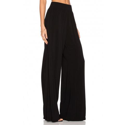 Pantalona Ampla com Lastex Ref. 271100155