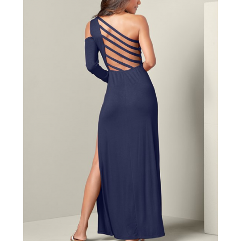 Vestido one-shoulder Ref 271100181