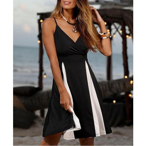 Vestido Colorblock Ref 271100196