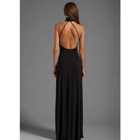 Vestido decote costas Ref 271100258