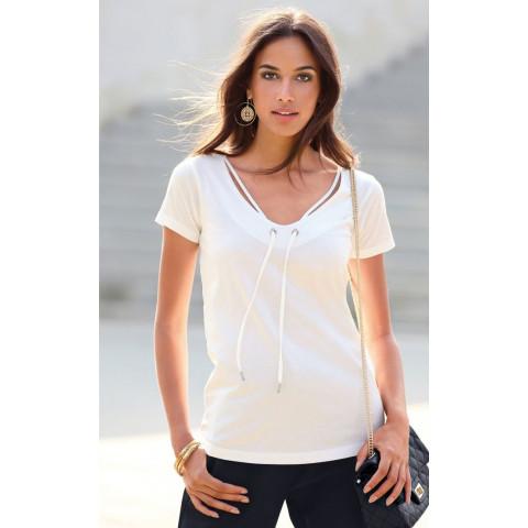 T-Shirt com Ilhós Ref.: 271100298