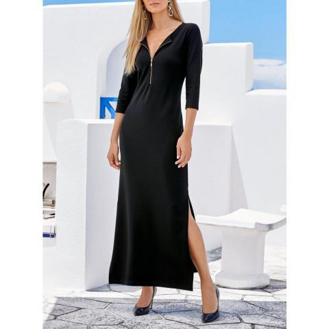 Vestido decote com Zíper Ref.: 271100722