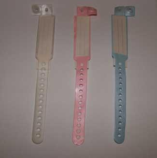 Bracelete de Maternidade-Azul- PROMOÇÃO