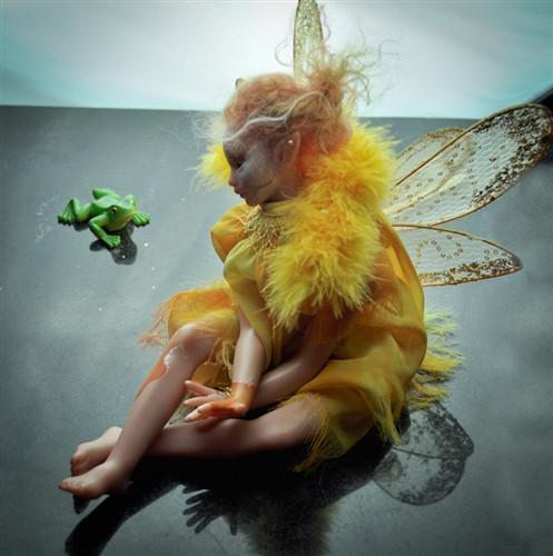 Fall Fairy- Com corpo imp.- ED. LIMITADA !!!! ULTIMOS KITS