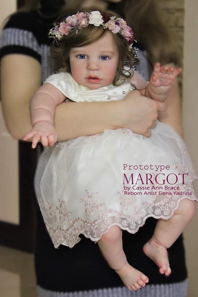 Margot -Ed Limitada com corpo