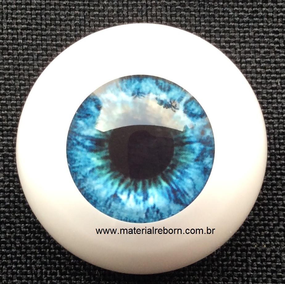 Olhos beautiful Blue -26mm