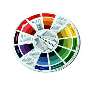 Roda de cores P