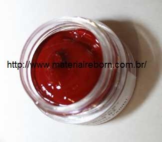 Tinta Pyrrole red 2 ( 4 ou 8 gramas) PROMOÇÃO