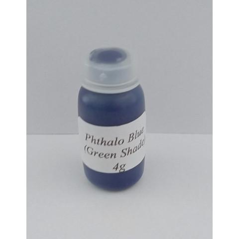 Tinta Golden air dry Phthalo Blue ( 4 gramas) Nao precisa forno ULTIMO