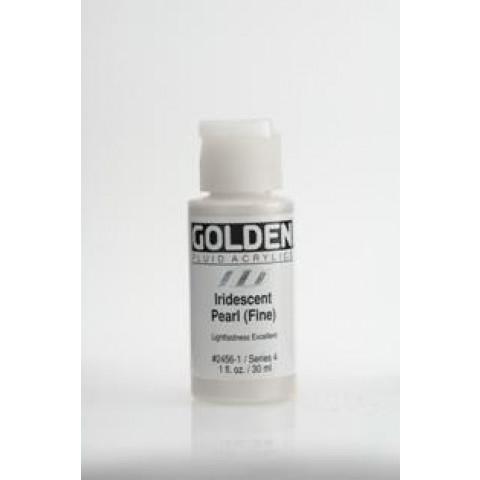 Tinta Golden air dry Irisdicent Pearl ( 4 gramas) Nao precisa forno