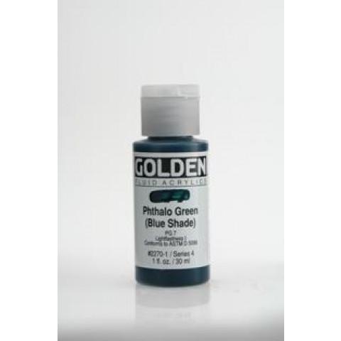 Tinta Golden air dry Phthalo Green ( 4 gramas) Nao precisa forno