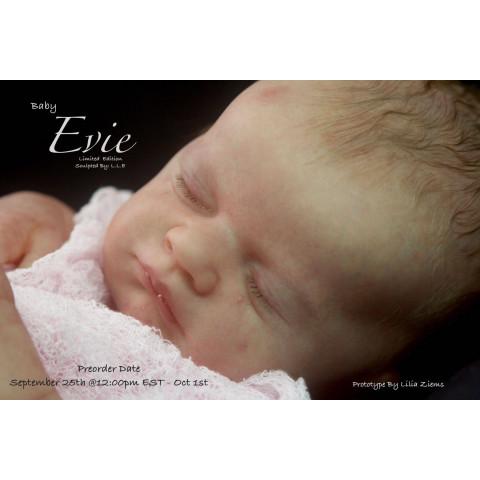 Evie- Ed. Limitada - com bariga SINAL para pré reserva