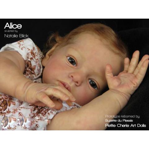 Alice PROMOÇÃO Com corpo nac. de presente
