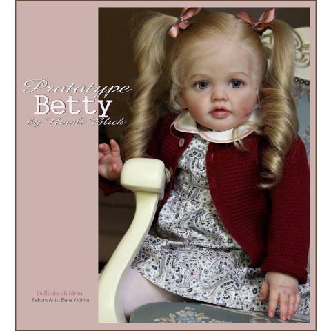 Betty  Ed. Lim. Toddler PROMOÇÃO
