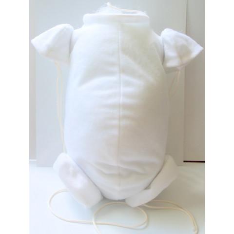 Corpo importado para braços 3/4  e pernas inteiras 20 branco