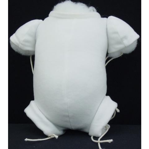 Corpo Importado para braços 3/4  e pernas inteiras- Branco-19